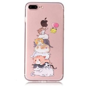 Lovely Cat Phone Case For iPhone