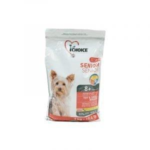 【狗狗食品】高齡及低運動量迷你小型犬糧 2.72KG